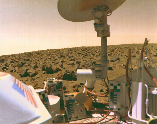 Viking 2, Mars