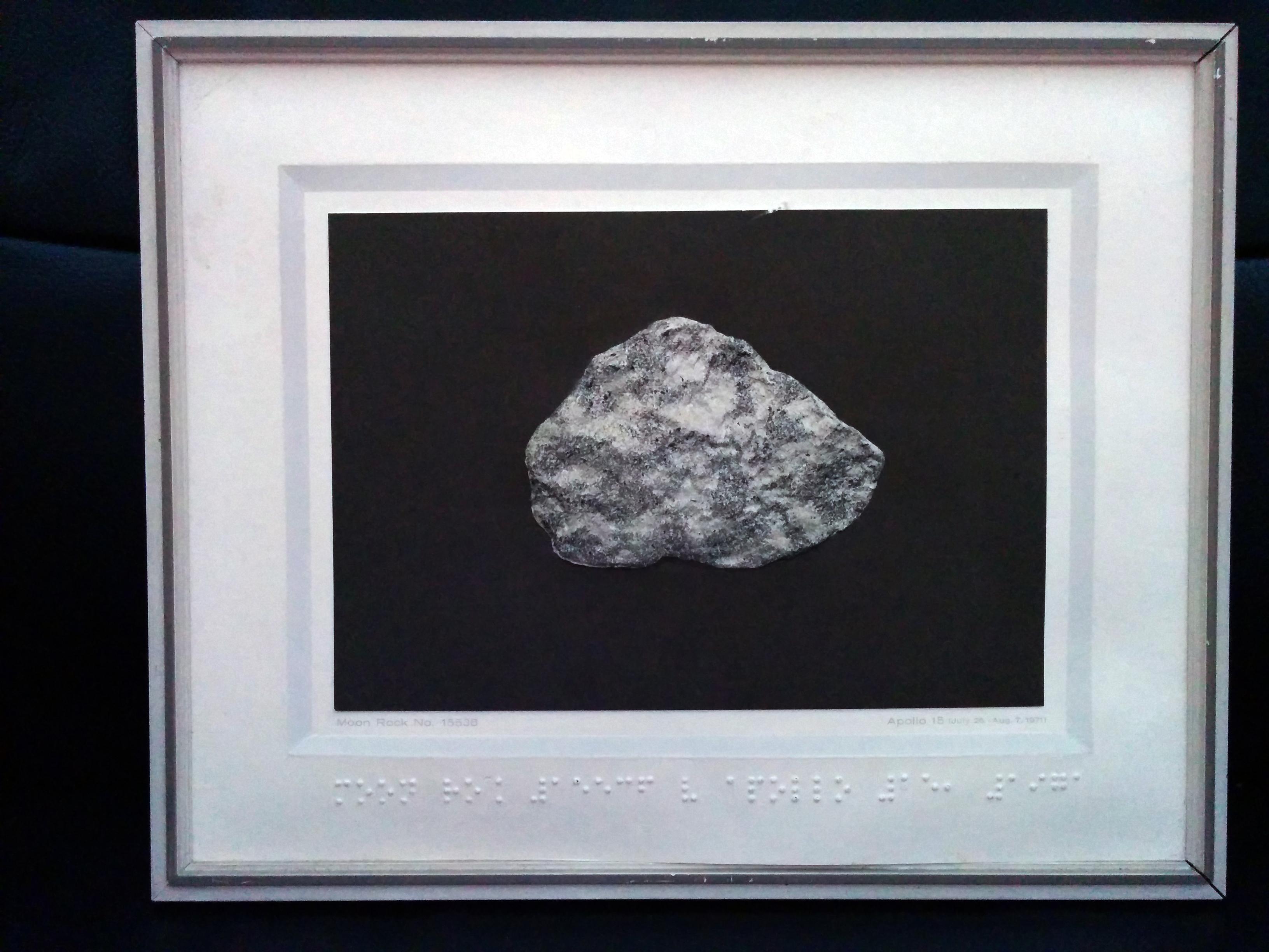 Credit: Ute Gerhardt, Moon Rock 15536