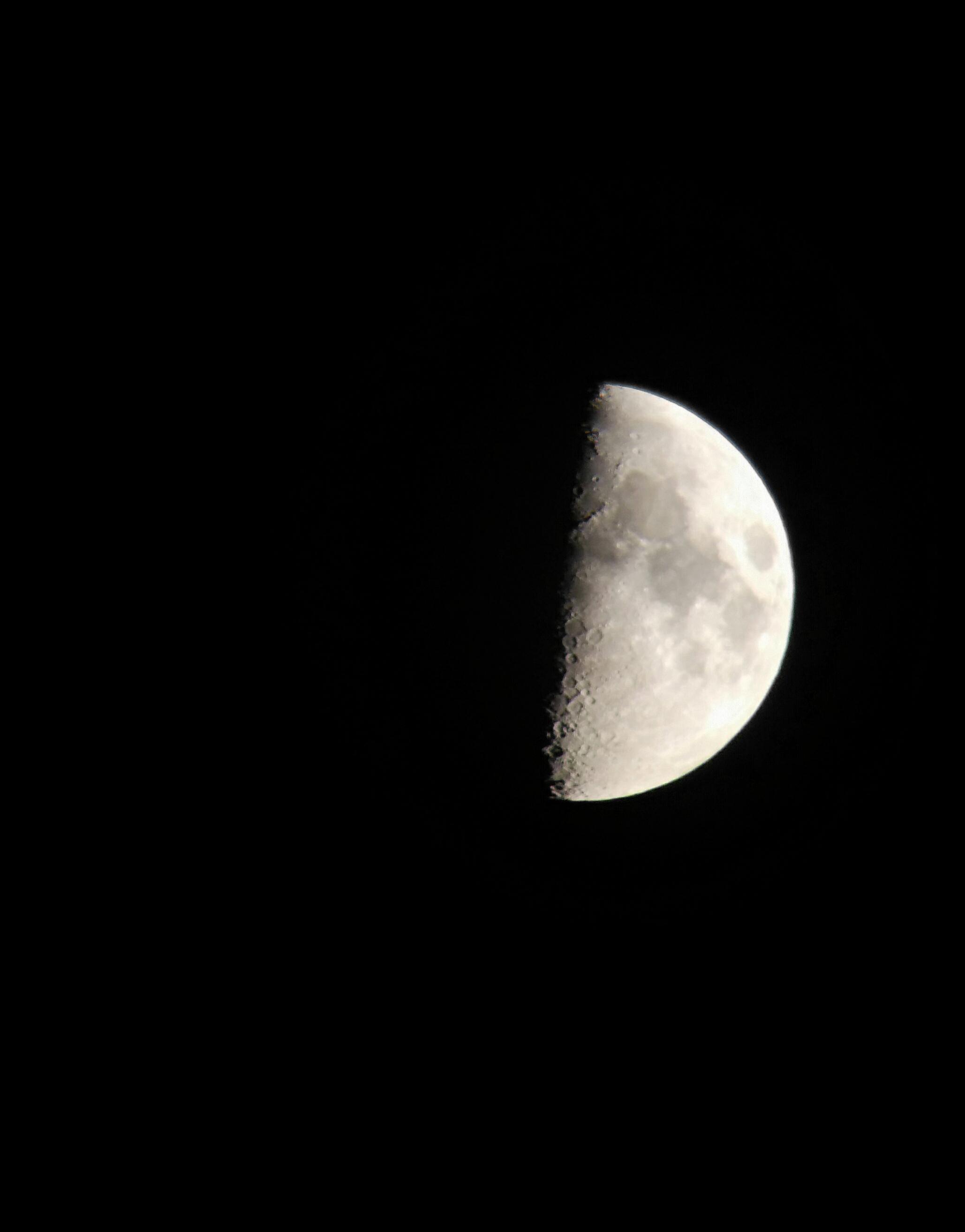 Mond, Dortmund, 24.06.2015, 22:59 Uhr, Credit: Ute Gerhardt