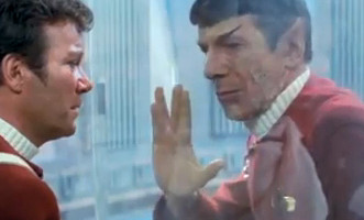 Spock und Kirk, Copyright: Paramount Pictures