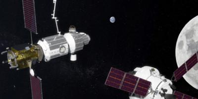 Das DSG. Bildquelle: NASA