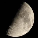 Zunehmender Mond, Rupes Recta